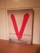 V THE COMPLETE SERIES DVD BOXSET - REGION 2 -