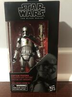 Star Wars Black Series Captain Phasma Quicksilver Baton Disney Store Exclusive