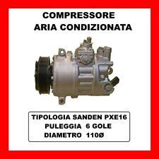COMPRESSORE AC 13718 VW PASSAT 2.0 TDI 16V DAL 2005 KW103 CV140 CC1968 BKP CBAB