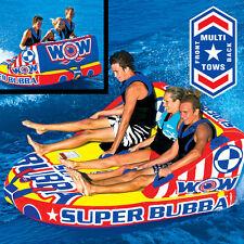 WOW Super Bubba - 3 Person Ski Tube