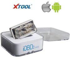 XTOOL iOBD2 Mini OBD2 EOBD Scanner Bluetooth iOS & Android Better than ELM327