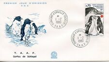 FDC / T.A.A.F. TERRES AUSTRALES TIMBRE N° 81 / FAUNE /