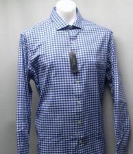 New Mens XL Ralph Lauren POLO long sleeve checked casual sport shirt cotton