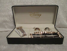 Walt Disney World Tinker Bell Peter Pan Disney Catalog Watch Set 4 Faces 3 Bands