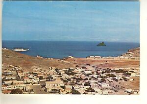 A Postcard of Sao Vicente - Cabo Verde. Mindelo - Vista Parcial