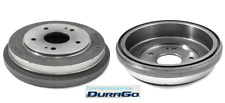 2 Brake Drums REAR Left & Right Premium Grade for Honda C-RV Civic FIT
