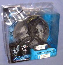 McFarlane Toys AVP Alien vs. Predator Grid Alien Action Figure MIP Sealed BP169
