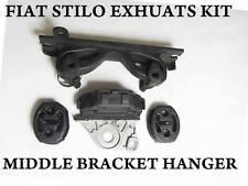 FIAT Stilo Scarico Gomma di riparazione Kit di montaggio staffa centrale posteriore Mount Supporto