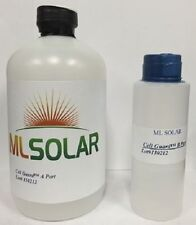 Cell Guard™ PDMS Material Compare to Sylgard 184 Solar Panel Encapsulation