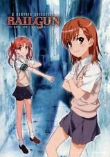 Certain Scientific Railgun: Part One - Episodes 1-12 (DVD, 2013, 2-Disc Set)