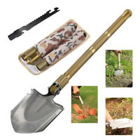 Multi-functional Military Folding Shovel Survival Spade Emergency Camping Garden