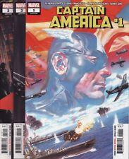 CAPTAIN AMERICA #1,2,3,4,5 & 6 Marvel Comics Ta-Nehisi Coates Avengers WINTER IN