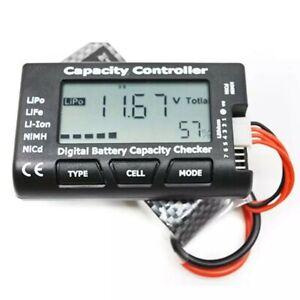 Battery Tester   Cell Capacity Voltage Balance Checker LiPo LiFe Li-ion RC Car