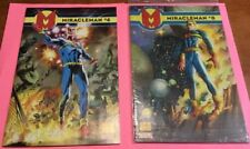 Miracleman Lot #4 & #8 Variant Cover A Polybagged Marvel 2014