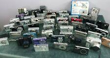 Massive Vintage Camera Job Lot Untested Canon, Fujifilm, Sony, Kodak, Samsung