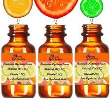 *Matrixyl 3000 45%,Vitamin C *20% HyaluronicFacial Serum 2.2 oz+ ARGAN Oil FREE!