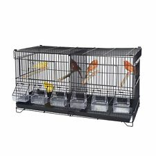 Kookaburra Pear Double Wire Breeding Cage - Finch Canary Budgie Etc