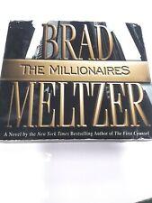 The Millionaires Audio Book by Brad Meltzer (5 CDs Abridged ) Tony Goldwyn