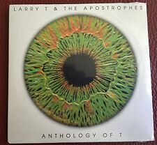Larry T & The Apostrophes Anthology of T Music CD New; Factory-Sealed