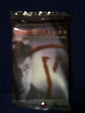 1997 The X Files CCG Trading Card Game Expantion Packs UNOPENED