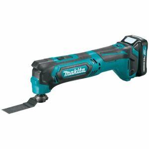 Makita MT01Z 12-Volt 20,000-Opm Lithium-Ion Cordless Multi-Tool - Bare Tool