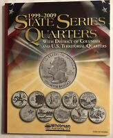 **New** WHITMAN STATE QUARTERS with DC & TERRITORIES 1999-2009 DELUXE EDITION