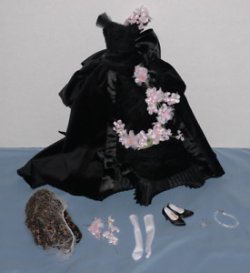 """Anna Karenina Outfit for16"""" Tonner doll Fit Tyler Brenda with wig ltd 150"""