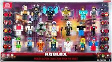 ✅ ROBLOX Action Collection The Vault 20 FIGURES (inc 20 Exclusive Virtual Codes)