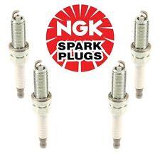 Honda Accord L4 2.4L K24W1 13-15 Set of 4 Spark Plugs NGK Laser Iridium Resistor