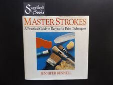 | @Oz |  MASTER STROKES : Practical Guide to Decorative Paint Techniques, HC