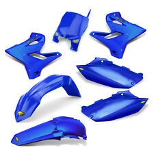 Cycra BLUE Powerflow Plastic Kit - Yamaha YZ125 YZ250 2005-2014 _1CYC-9315-62