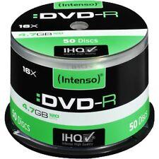 Intenso DVD-R 4,7 GB, DVD-Rohlinge