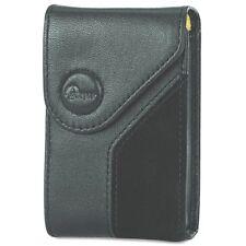 NEW Lowepro Napoli 10 Black Leather UltraCompact Universal Camera Case  # 921