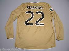 SISSOKO JUVENTUS AWAY ML-LS match issued 2008-2009 LEGA