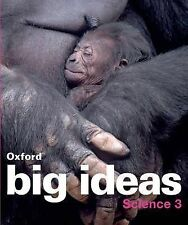 Oxford Big Ideas Science 3 by STUBBS (Paperback, 2011) e1