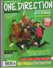 One Direction Up Close & Personal,with the 1D Boys Magazine 2013.