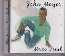 John Meijer-Maxi Feest cd maxi single
