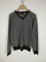 WOOLRICH Maglione Maglioncino Cardigan Sweater Pullover Tg L Uomo Man