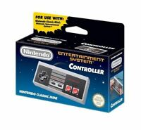 Extra Spare Replacement Controller For Nintendo NES Classic Mini Game Console