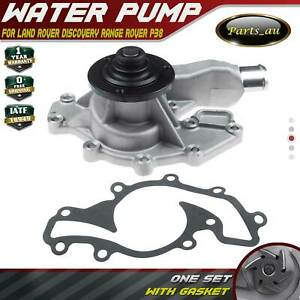 Water Pump for Land Rover Discovery L318 LJ Range Rover P38A 3.9L 4.L 4.6L 93-04