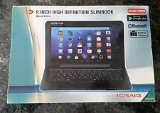(A) Craig Electronics Slimbook CLP291 9-Inch High Definition Netbook Slimbook