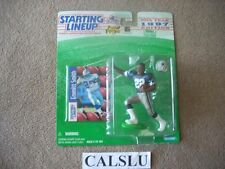 1997 EMMITT SMITH DALLAS COWBOYS ☆HALL OF FAME☆ STARTING LINEUP FIGURE & CARD
