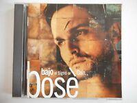 MIGUEL BOSE : BAJO EL SIGNO DE CAIN || CD Album RTL Port 0€