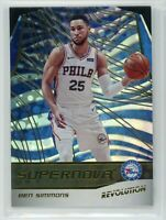 2019-20 Ben Simmons Panini Revolution Supernova
