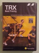 TRX BASIC TRAINING    DVD NEW