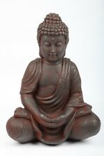 point-garden Buddha Gartenfigur sitzend 41 cm NEU