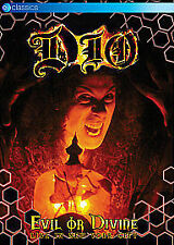 Dio - Evil Or Divine (DVD, 2010) the evil imp at his best from 2002