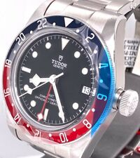 TUDOR Black Bay Pepsi GMT 41mm Watch Steel Bracelet 79830RB -  Factory Warranty!