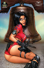Grimm Fairy Tales 110 eBas Exclusive WW Philly Variant Limited Basaldua NM/Mint