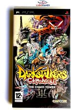 Darkstalkers Chronicles PSP Playstation Nuevo Precintado Retro Sealed New SPA